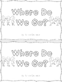 Go Sight Word Book