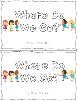 Go Sight Word Books for Classroom Library
