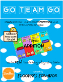 Go Team Go - Addition (Within 20) Game
