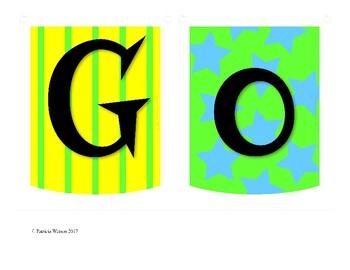 Go Team Go! Banner