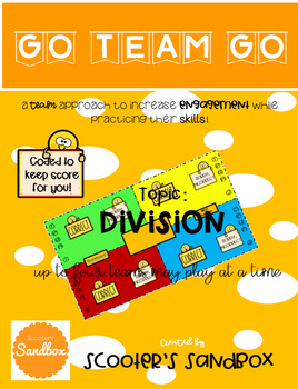 Go Team Go - Division Game