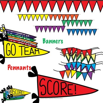 go team score sports clip art by ox and emu teachers pay teachers rh teacherspayteachers com go team animated clipart go team banner clipart