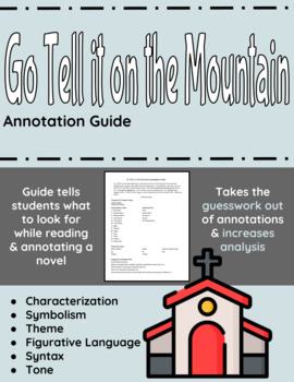 Go Tell It on the Mountain Annotation Guide