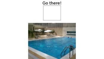Go There! Interactive core vocabulary book
