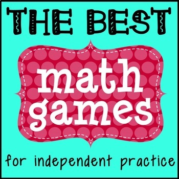 Go-To Math Games