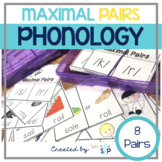 Phonology Maximal Pairs/Oppositions:  Go-To Quick Skill and Drill