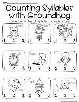 Go To Sleep, Groundhog! *Book Companion*