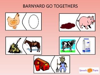 Go Together Activity Set