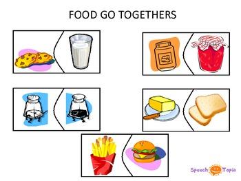 Go Together Activity Set - White Background