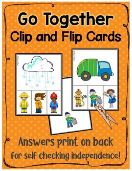 Go Together - Clip Cards