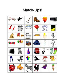 Go Together Match Up