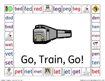 Go Train Go, Level 2