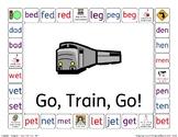 Go Train Go, Level 2