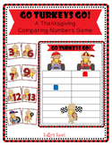 Go Turkeys Go! A Thanksgiving Comparing Numbers Game