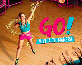 Go! Vive a tu manera Episode 1 Season 1 Adjectives and Family Vocabulary