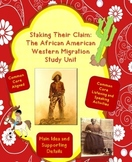 Go West!: The African American Westward Expansion Study Unit