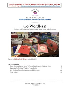 Go Wordless! Free Chapter