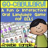 ESL Speaking Activities: Go-Cabulary! Oral Language Vocabu