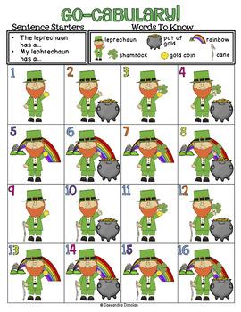 Go-cabulary! A Fun Oral Language Halloween Game for ELLs: *Halloween Freebie*