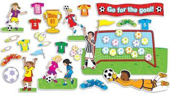 Go for the Goal Bulletin Board Set