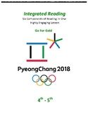 Go for the Gold - 2018 Winter Olympic Blended Reading Plan