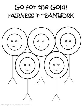 Go for the Gold:  Fairness in Teamwork!