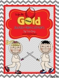 Go for the Gold: Olympic Math Centers