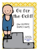 Go for the Gold! {an Olympic Games unit}