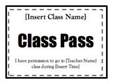 Go to Class Pass