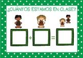 Go to School List / Pasar LISTA ALUMNOS (Español e Inglés)