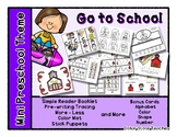 Go to School Mini Preschool Theme