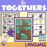 Go togethers: opposites, synonyms, match ups, categories and before & after