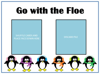 Go with the Floe - Winter Division AND Multiplication Bundle