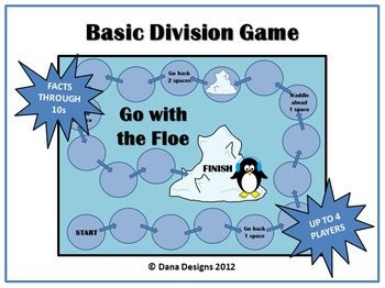 Go with the Floe - Winter Division Practice