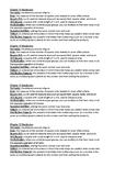 GoMath Chapter 11 Vocabulary