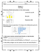 Go Math Chapter 2 Interactive Notebook for 3rd Grade: Graphs & Data