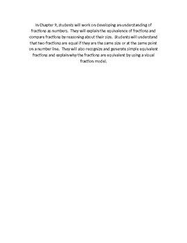 GoMath Chapter 9 Description