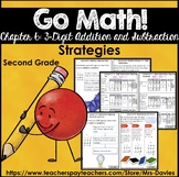 Go Math! Grade 2 Chapter 6: 3-Digit Addition and Subtracti