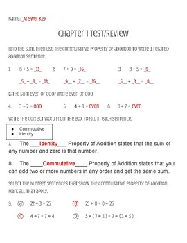 Go Math Grade 3 Chapter 7 Answer Key