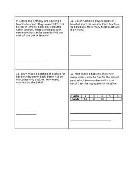 GoMath! Grade 3 Chapter 5