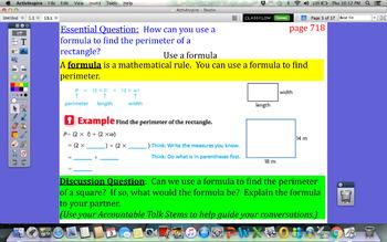 GoMath Grade 4 Chapter 13 Lesson 1 Promethean Lesson