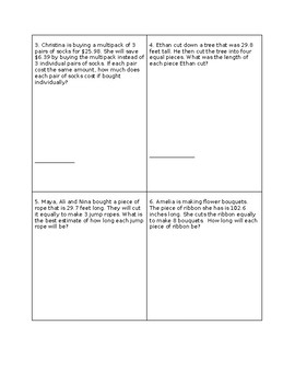 GoMath! Grade 5 Chapter 5