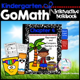 GoMath-Kinder Interactive Notebook Chapter 4-Represent & Compare Numbers to 10