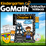 GoMath-Kinder Interactive Notebook Chapter 5-Addition