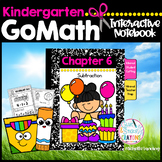 GoMath-Kinder Interactive Notebook Chapter 6-Subtraction