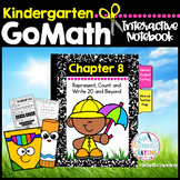 GoMath-Kinder Interactive Notebook Chapter 8-Represent,Count&Write 20 and Beyond