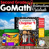 GoMath-Second Grade Interactive Notebook Chapter 9 - Length in Metric Units