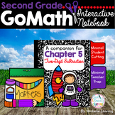 GoMath-Second Grade InteractiveNotebook Chapter 5 - Two-Digit Subtraction