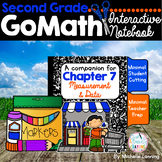 GoMath-Second Grade InteractiveNotebook Chapter 7 - Measurement and Data
