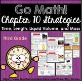 GoMath Strategies Companion Grade 3 Chapter 10 Time, Lengt